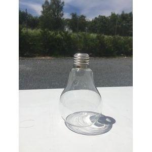 Ampoule Fermeture Argent 23 cm