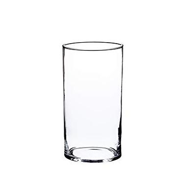 Vase Cylindrique Diametre 9cm H23 cm