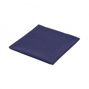 Serviette tissu Bleu Marine