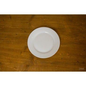 Assiette dessert porcelaine Victoire 24 cm