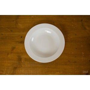 Assiette creuse porcelaine Victoire