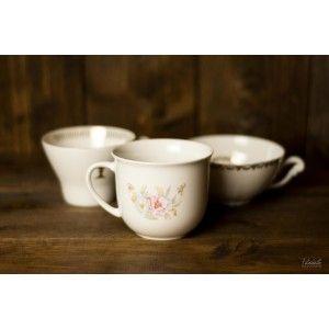 Tasse à thé vintage...