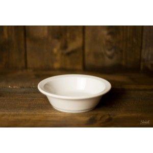 Coupelle porcelaine ronde