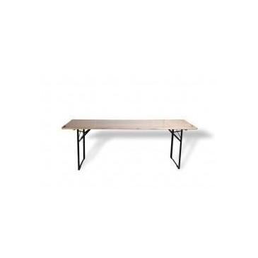 Table rectangulaire Bois L220cm x l70cm x H76cm