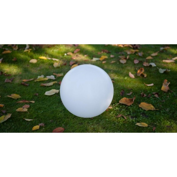 Sphère lumineuse à led waterproof